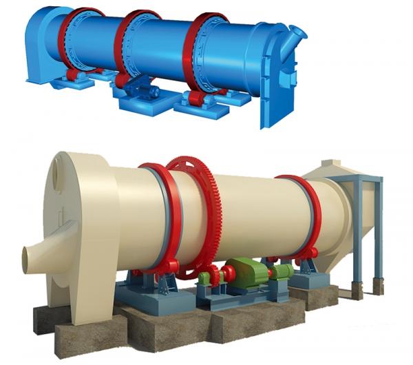 制糖机械设备 滚筒干燥机机冷却机